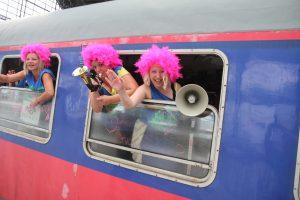 """Mit dem """"Schlager-Express"""" zum Schlagermove nach Hamburg"""