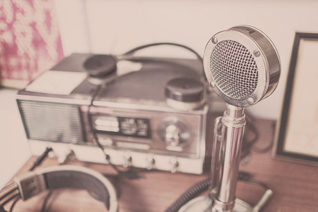 Fußballübertragung Radio