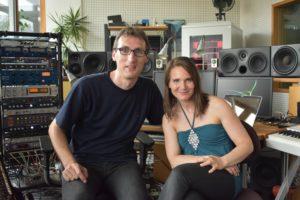 Catharina Schwarz und Lars Heise